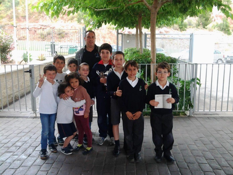 La Escuela de Ajedrez de Parque Clavero