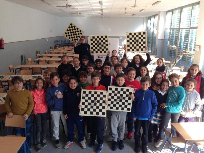 II Torneo Escolar de Ajedrez