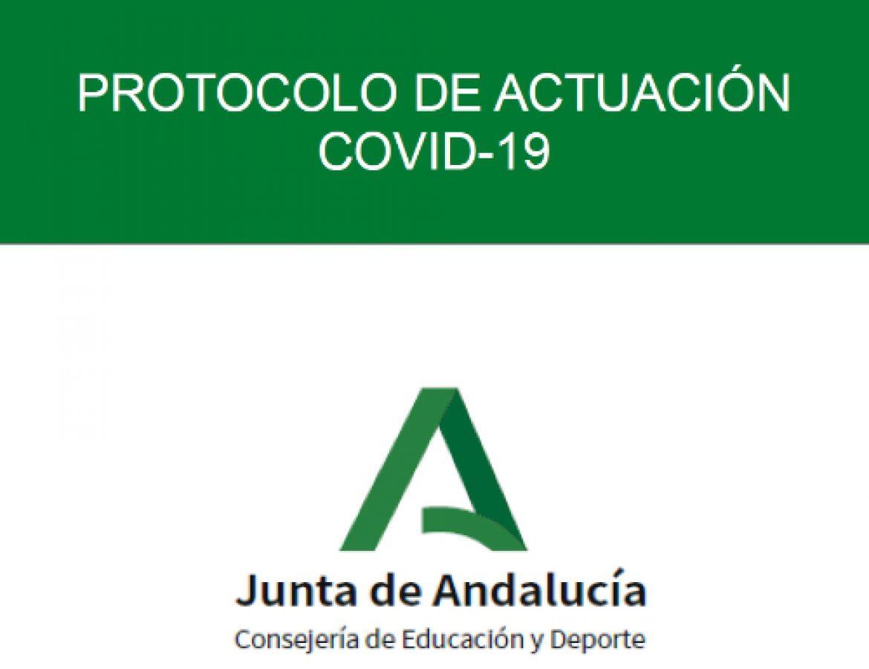 Protocolo de actuación COVID-19 para centros de enseñanza