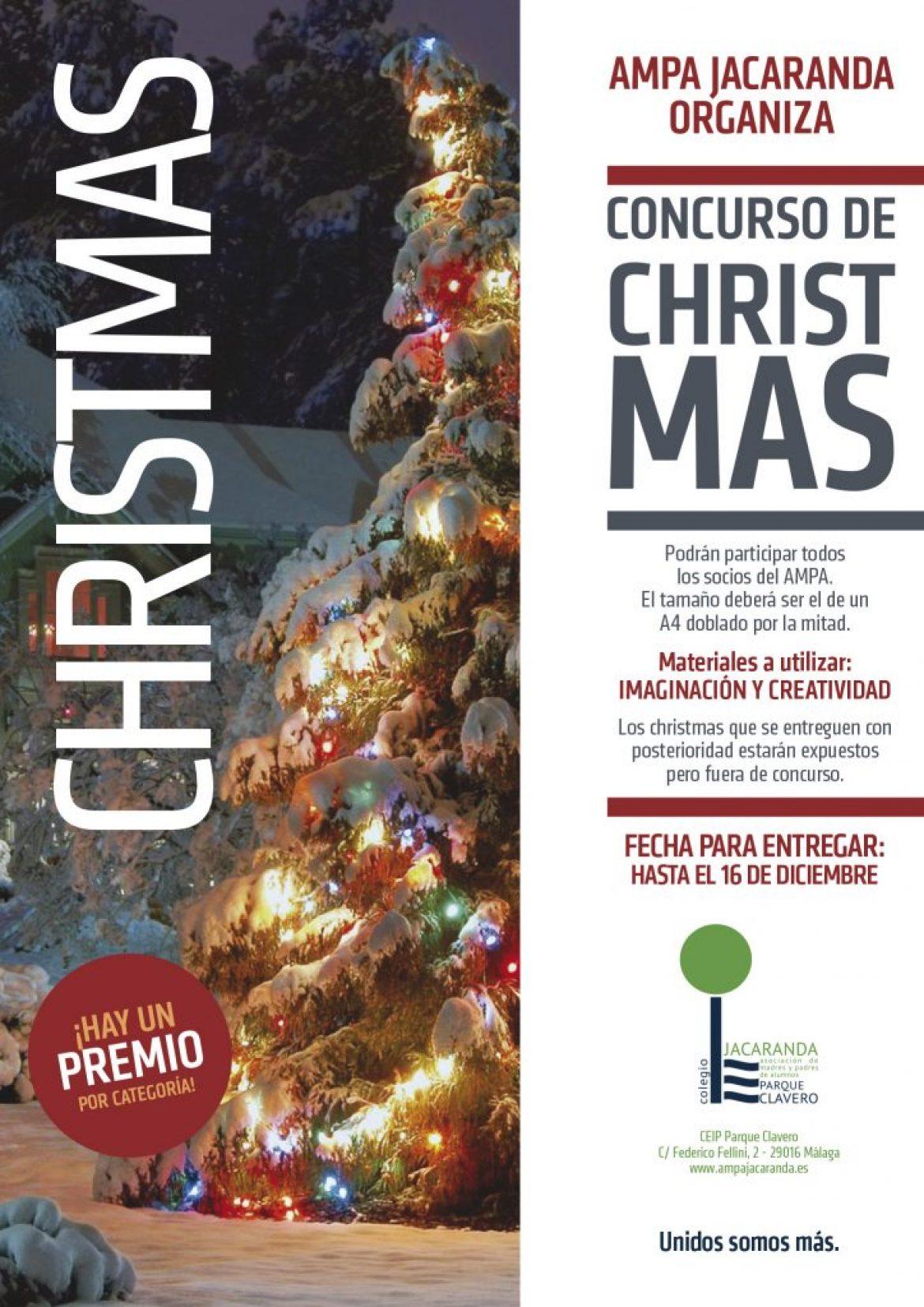 Concurso Christmas 2016